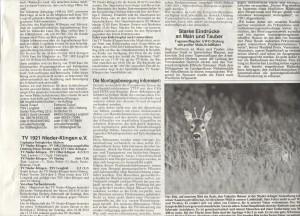 Montagspresse zu TTIP Aug. 2014