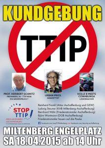 TTIP Miltenberg 18.4